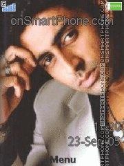 Abhishek Bachchan es el tema de pantalla