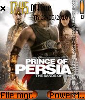 Prince Of Persia 2029 es el tema de pantalla