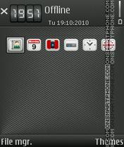 Mobility fp1 theme screenshot