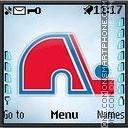 Quebec Nordiques es el tema de pantalla