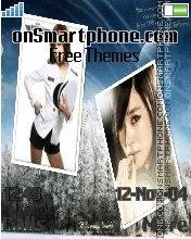 Tiffany Xuan es el tema de pantalla