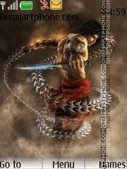 Prince Of Persia 2030 theme screenshot