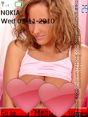 Zuzana theme screenshot