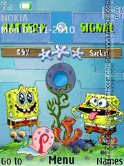 Spongebob Signals es el tema de pantalla
