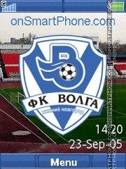 FC Volga NN Yari es el tema de pantalla