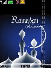 Ramadan 07 theme screenshot