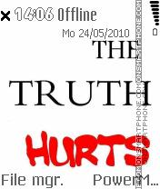 Truth Hurts es el tema de pantalla