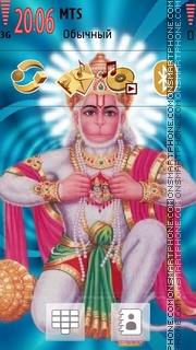Hanuman 01 es el tema de pantalla