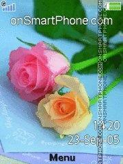 Two Roses es el tema de pantalla