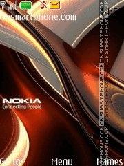 Nokia With Tone 02 es el tema de pantalla