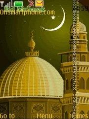 Eid Mubarak theme screenshot