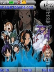 Shaman King theme screenshot