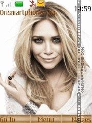 Mary-Kate Olsen es el tema de pantalla