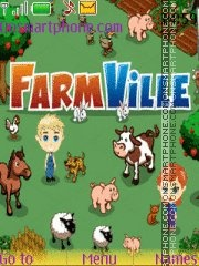 FarmVille 03 theme screenshot