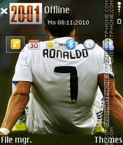 Ronaldo 03 theme screenshot