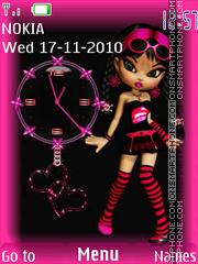 Wicked Princess theme screenshot