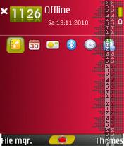 Ind wall es el tema de pantalla
