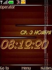 Choko theme screenshot