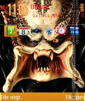 Predator 03 es el tema de pantalla