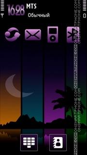 Atmosphere5th V2 es el tema de pantalla