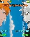 Ichigo holow theme screenshot