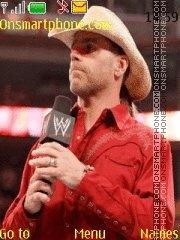 Shawn Michaels theme screenshot