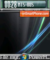 Vista Ultimate es el tema de pantalla