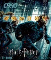 Harry Potter And The es el tema de pantalla
