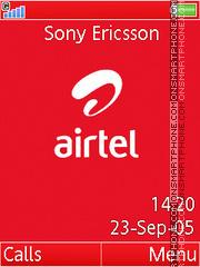 Airtel Animated es el tema de pantalla