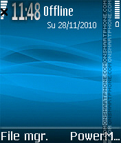 Bb os 6 4di theme screenshot