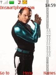 Jeff Hardy es el tema de pantalla