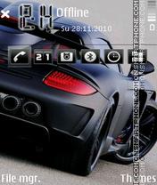 Porsche Carrera Gt by Afonya777 es el tema de pantalla
