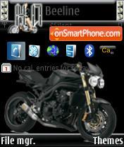 Triumph theme screenshot