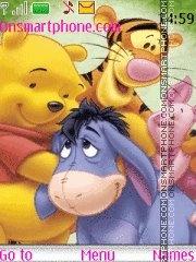 Pooh 06 es el tema de pantalla