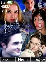 Twilight 19 es el tema de pantalla