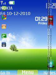 Windows_8 Beta theme screenshot