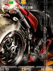 Moto With ringtone es el tema de pantalla