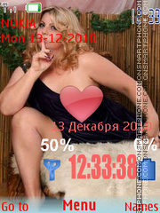 My Big Tits Woman 26 theme screenshot