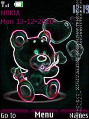 Bear theme screenshot