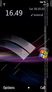 Windows Xp Dark es el tema de pantalla