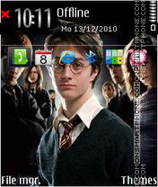 Potter es el tema de pantalla
