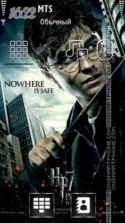 Harry Potter 7 Icons theme screenshot