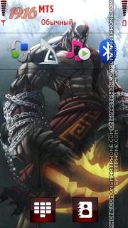 Pc Games theme screenshot