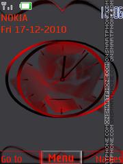 Red roze(AR) theme screenshot