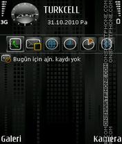 Black FP1 es el tema de pantalla