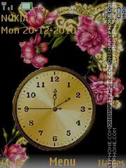 Clock888 theme screenshot