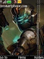 Dead Space 2 theme screenshot