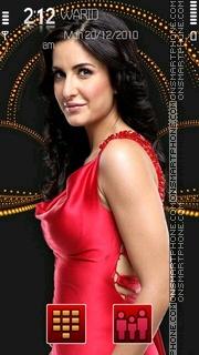 Katrina Kaif by Shawan theme screenshot