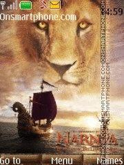 Chronicles Of Narnia 3 es el tema de pantalla