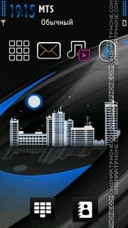 Night_Life theme screenshot